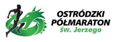 VI Ostródzki Półmaraton św. Jerzego - logo