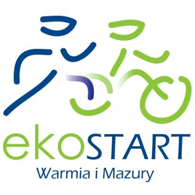 ekoSTART Warmia i Mazury - logo