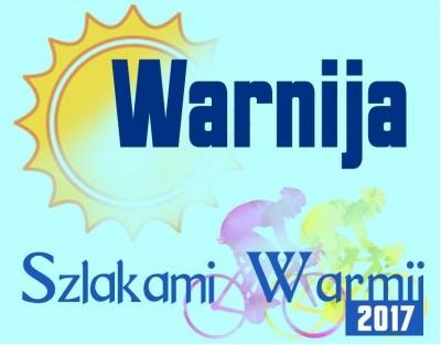 Rajd Szlakami Warmii WARNIJA - logo