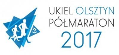 II Ukiel Olsztyn Półmaraton - logo