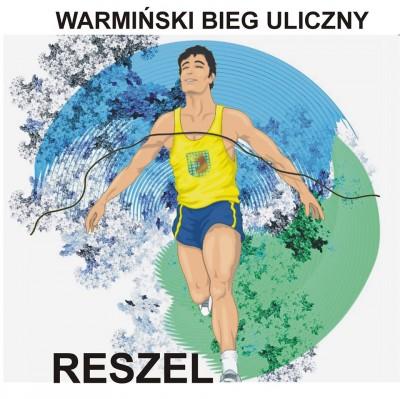 II Warmiński Bieg Uliczny - logo