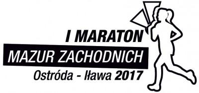 I Maraton Mazur Zachodnich - logo