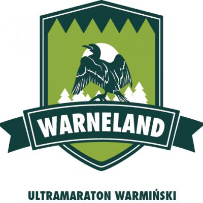Warneland - I Ultramaraton Warmiński - logo