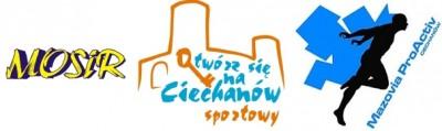 III Ciechanowskie Święto Biegania - logo