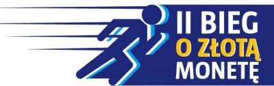 II Bieg o Złotą Monetę (charytatywny) - logo