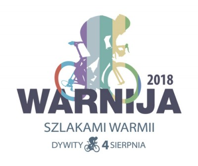 Maraton Szlakami Warmii WARNIJA - logo