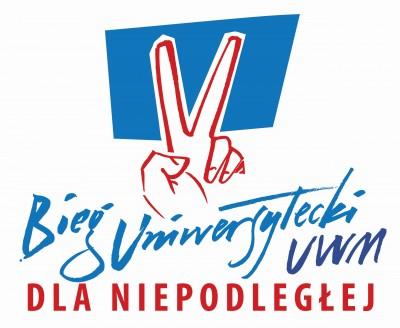 V Bieg Uniwersytecki - logo
