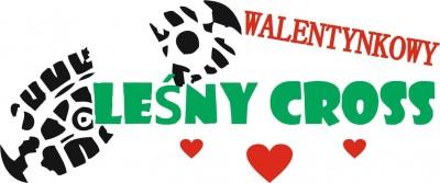 Ogólnopolska Przełajowa Sztafeta Walentynkowy Leśny Cross - logo