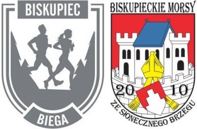 VI Dadajowy Bieg Morsa o Puchar Burmistrza Biskupca - logo