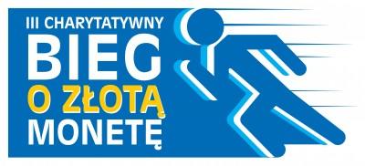 III Charytatywny Bieg o Złotą Monetę - logo