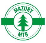 Milko Mazury MTB 2019 - etap 11 - Wyścig o Niedźwiedzią Łapę - logo