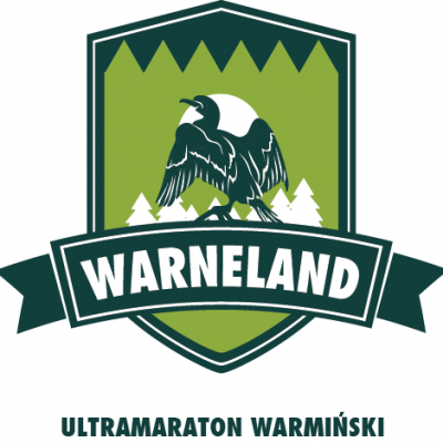Warneland - III Ultramaraton Warmiński - logo