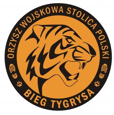 X Bieg Tygrysa - logo