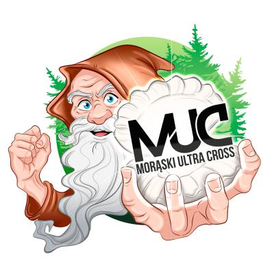 "Morąski Ultra Cross ""MUC"" 2021 - logo"