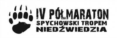 IV Półmaraton Spychowski Tropem Niedźwiedzia - logo