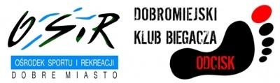 9. Dobromiejski Bieg Niepodległości - logo