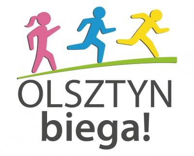 Olsztyn Biega! #1 10 km - logo