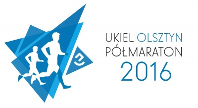 I Ukiel Olsztyn Półmaraton - logo